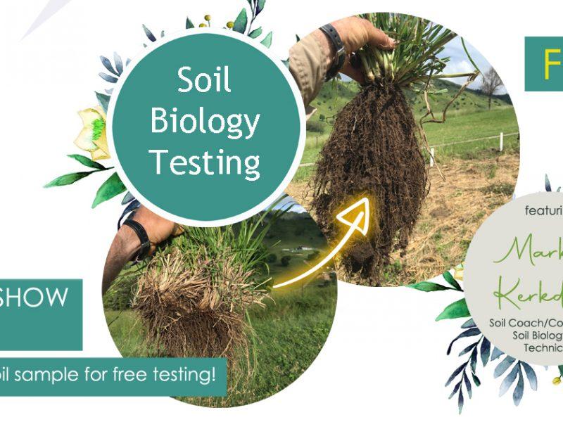 Soil Testing Event