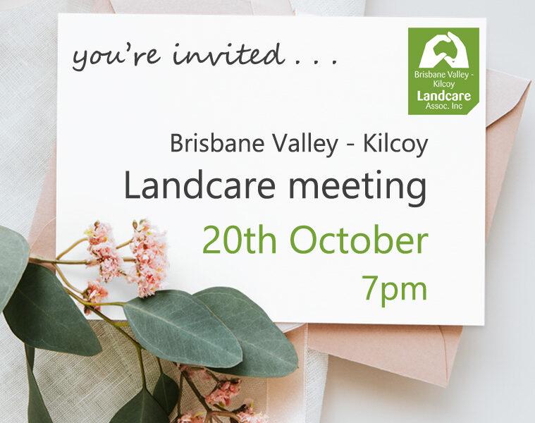 landcare meeting
